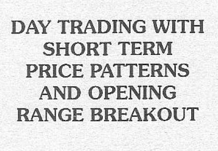 Toby crabel trading system